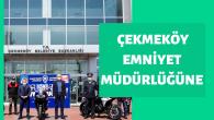ÜÇ MOTOSİKLET TAHSİS EDİLDİ