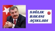 Türkiye'de korona bilançosu: Bin 890 ölüm