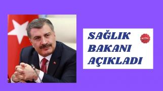 """""""YENİ HASTA SAYISINDAKİ YÜKSELME CİDDİ"""""""
