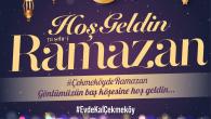 ÇEKMEKÖY'DE 2020 RAMAZAN HAZIRLIKLARI