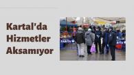 Kartal'da 65 Yaş Üstü Vatandaşların Alışverişi Belediyeden