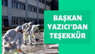 Tuzla'da Sağlık Personeline Büyük Destek