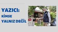 """AŞEVLERİ """"İÇİMİZİ"""" ISITIYOR"""