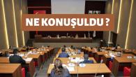Ümraniye Belediye Meclisi Olağanüstü Toplandı