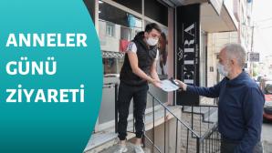 Çekmeköy'de İlçe Halkı İçin Dezenfekteler Sürüyor