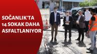 KARTAL'DA ASFALTLAMA ÇALIŞMALARI HIZ KAZANDI