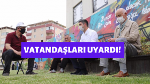 Kartal Belediyesi'nden 65 Yaş Üstü Vatandaşlara Özel Hizmet