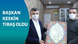 Sultanbeyli'de Berberler Bereket Duasıyla Açıldı