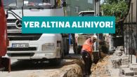 Sultanbeyli'de Alt Yapı Çalışmaları Sürüyor