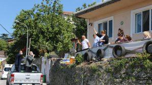 Başkan Murat Aydın Beykozluların Bayram Sevincini Paylaştı