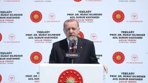 Başkan Erdoğan liderlerle bayramlaştı