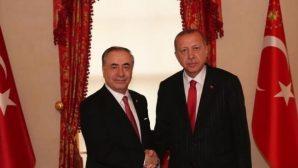 Cumhurbaşkanı Erdoğan, Mustafa Cengiz ve Çebi'yi aradı
