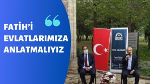 Fatih Sultan Mehmet Han Gebze'de Dualarla Anıldı