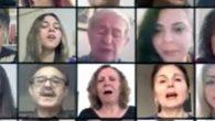 Türk Sanat Müziği korosu çalışmalarına devam ediyor