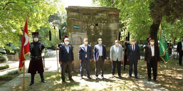 Fethin Yıldönümünde Fatih'in Otağı