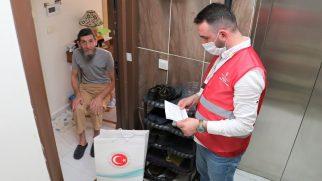 Sultanbeyli Kaymakamlığı'ndan 450 TL'lik Yardım