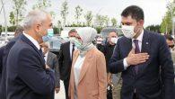 Bakan Kurum'a Başkan Büyükgöz'den Teşekkür