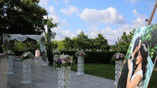 Hekimbaşı Av Köşkü Nikah Törenlerine Hazır
