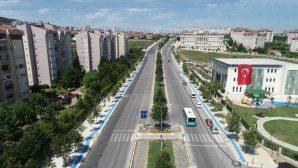 Bisiklet yolu projesi kaldığı yerden devam ediyor