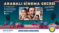Sultanbeyli'de Arabalı Sinema Gecesi