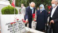 Gebze'de Şehitlik Ziyareti