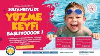 Keskin: Çocuklarımızı Hijyen Tedbirli Havuz Kursumuza Bekliyoruz