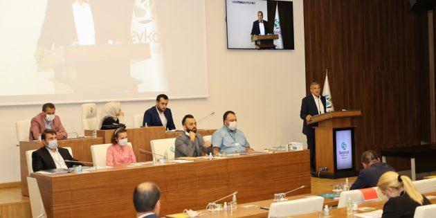 2019 Yılı Faaliyet Raporu Kabul Edildi