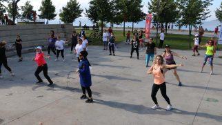 """Kartal Belediyesi'nin """"Sağlıklı Yaşam Bilinçli Spor"""" Etkinlikleri Başladı"""