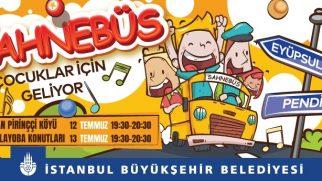 İstanbul'da Sahnebüs Dönemi