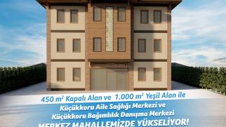 ÇEKMEKÖY'E BİR KALICI ESER DAHA