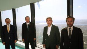 Erdoğan: 40 yeni fabrikamızın açılışını gerçekleştirdik