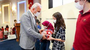 Yaz Kur'an Kursu Etkinliği Sona Erdi