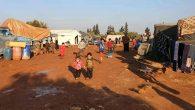 Muş'tan Suriye İdlip'e Yardım
