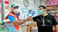 Üsküdarlılara Maske Dağıtımı