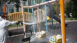 Ümraniye'deki Parklarda Dört Aşamalı Temizlik