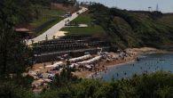 Elmasburnu'nda Kadınlara Özel Plaj Keyfi Başladı