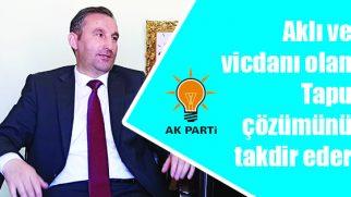 """Ali Tombaş: """"Milletin desteği ile dimdik ayaktayız!"""""""
