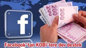 Facebook, Türkiye'deki KOBİ'lere 7 Milyon TL Değerinde Yardım Yapacak