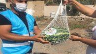 Beykoz Karpuzu Çiftçisini de İhtiyaç Sahiplerini de Sevindirdi