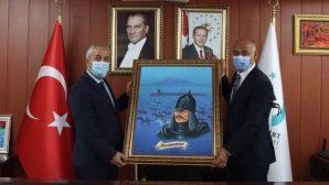 Başkan Büyükgöz'den Malazgirt Ziyaretleri