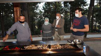 Beykoz'un Mesirelerinde Yangın Risksiz Mangal Hizmeti