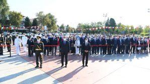 Tuzla'da 30 Ağustos Zafer Bayramı Coşkusu