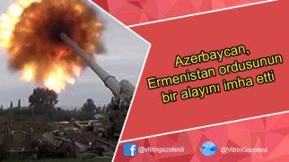 Ermenistan Ordusuna Ağır Darbe
