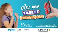 EBA İçin Tablet Dayanışması