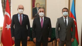 Çavuşoğlu'ndan Azerbaycan açıklaması
