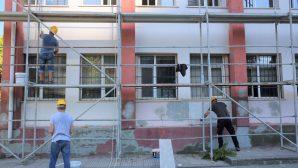 Ümraniye'de Okullar Yeni Eğitim Dönemine Hazırlanıyor