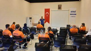 Pendik Belediyesi, Arama Kurtarma Ekibi kuruyor