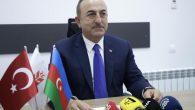 Çavuşoğlu'ndan Azerbaycan'a Destek Ziyareti