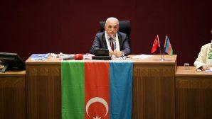 Ümraniye Belediye Meclisi'nden Azerbaycan'a Destek Deklarasyonu