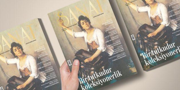 İstanbul, Sanat Dergisi'ne Kavuştu